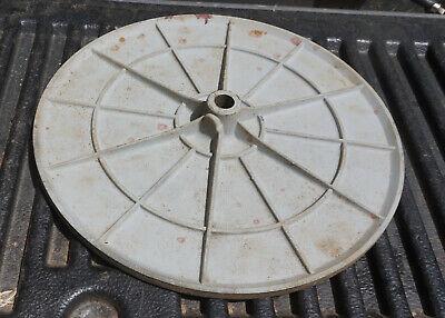 Shopsmith Mark V Model 500 Aluminum Sanding Disc