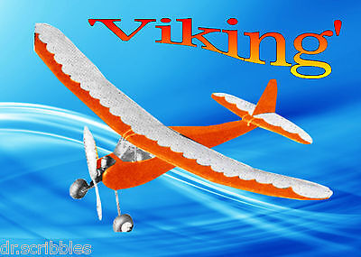 Model Airplane Plan 24 3/4