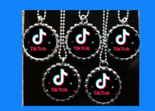 Tik Tok lot of 10 necklaces necklace party favors loot bag birthday gifts TikTok