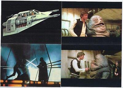 . Postkarten von Filmwelt Berlin (1995 - 1997) wie neu !!! (Star Wars Postkarten)