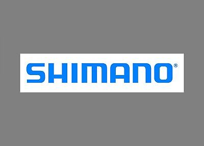 - Shimano decals stickers bass boat tournament sponsor fishing rod reel