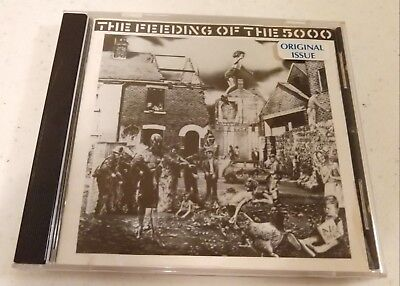 The Feeding of the 5000 by Crass (CD, Oct-1990, Crass) (Feeding Of The 5000)
