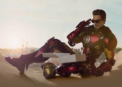 Premium Bandai S.H.Figuarts Iron Man Ironman Mk-IV Mk-4 Mark 4 Figure  IN STOCK!