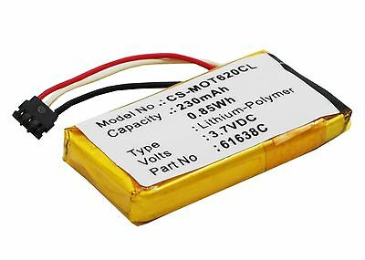 High Quality Battery for MOTOROLA IT6-2 Premium Cell
