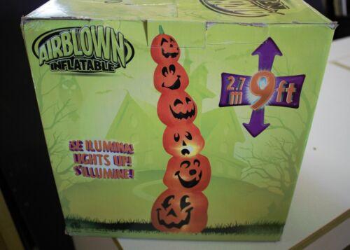 Gemmy Pumpkins Airblown