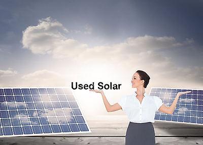 Used-Solar