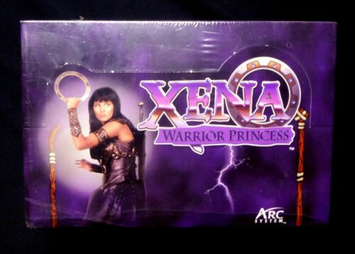 Xena Warrior Princess Trading Card Game Starter Box New 1998 WOTC Amricons
