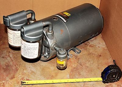 Gast 0522-v3-g18dx Vacuum Pump  Warranty