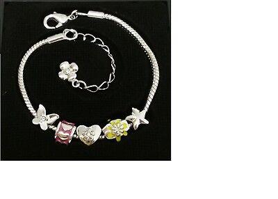 Liora Fine Jewellery Bracelet with Swarovski Elements Gift boxed -One Size 4 (All Fine Jewelry Bracelet)