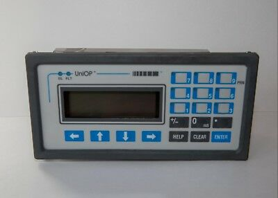 Uniop Md02r-04-0045 33 A Fw 32 4.22 Hmi Interface Panel