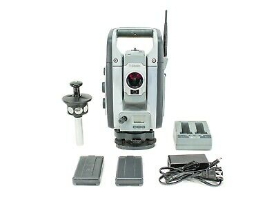 Trimble S8 1 Hp Robotic Total Station Kit W Accessories