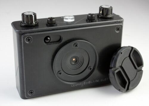 Reality So Subtle - 6x6F Pinhole 120 Film Camera + 52mm Filter Ring
