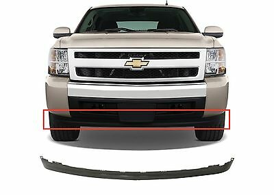 Replacement Front Bumper Valance For 2007-2013 Chevrolet Silverado New Free Ship