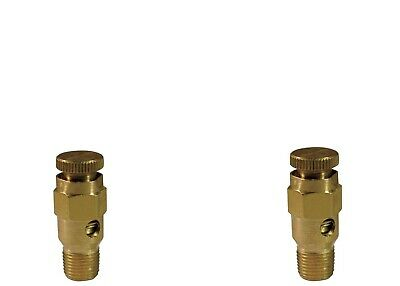Jb Industries 2 Pr-2 Vacuum Pump Drain Valves All Models With 18 Npt