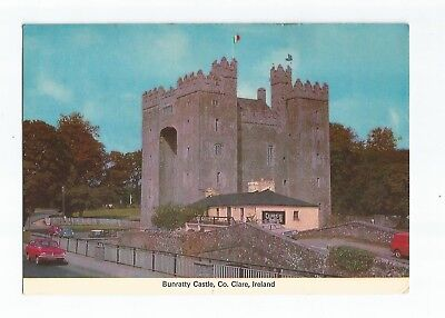 Postcard Bunratty Castle County Clare Ireland       (A28)