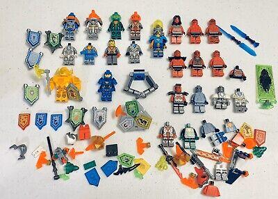 Huge Lego Nexo Knights Minifigure Lot