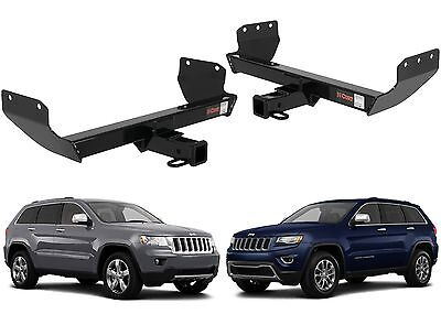CURT 13065 Class III Receiver Hitch For 2011-2017 Jeep Grand Cherokee New USA