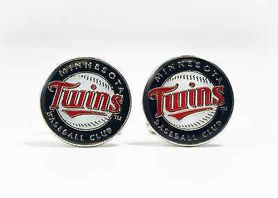 Minnesota Twins Cufflinks MLB -