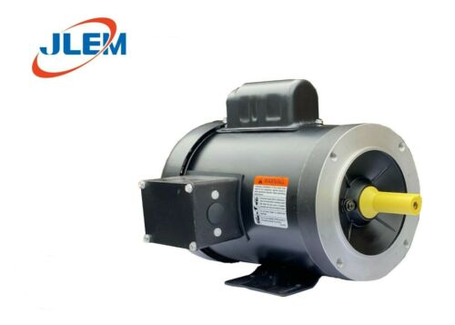 3/4 HP 1 Phase Electric Motor 1800 RPM 56C 2 yr warranty Free Shipping