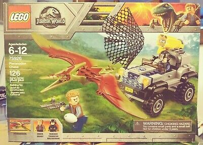 LEGO 75926 Jurassic World Pteranodon Chase Low Price/Free Ship! NEW & SEALED BOX