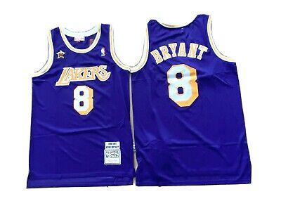 Kobe Bryant #8 Hardwood Classics NBA All-Star Jersey 1998 Lakers SMALL