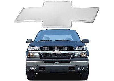 All Sales 96183P 2003 2007 Silverado 1500 2500 3500 Polished Billet Bowtie New