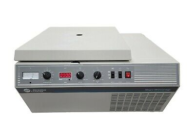 Beckman Coulter Allegra 6r Refrigerated Centrifuge Certified And Fully Tested
