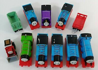 Huge Lot Thomas The Train Motorized Trackmaster Engines WORKING & FOR PARTS