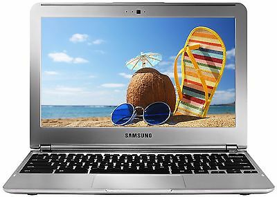 Samsung Chromebook 11.6 Laptop XE303C12 Intel 16GB SSD HDMI Webcam WiFi 11.6