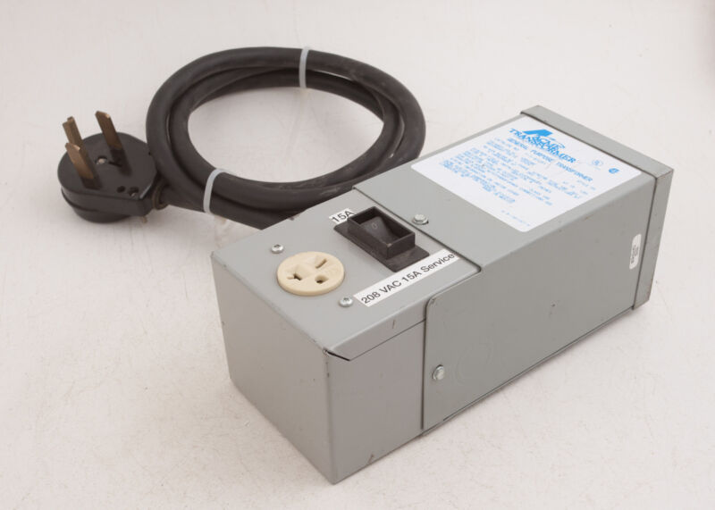 Acme Transformer (G5R)General Purpose T-1-81051 120x240 Primary 12x24 2nd