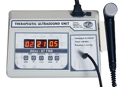 New Original Ultrasound Ultrasonic Therapy Machine For Physical Pain Relief
