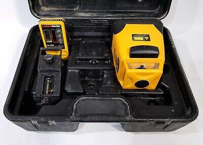 Cstberger Lasermark Lmh-c Self-leveling Rotary Laser Ld-100n Detector 23818-1