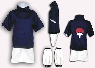 Halloween Narutos Anime Ninja Sasuke Uchiha Cosplay Party Costume