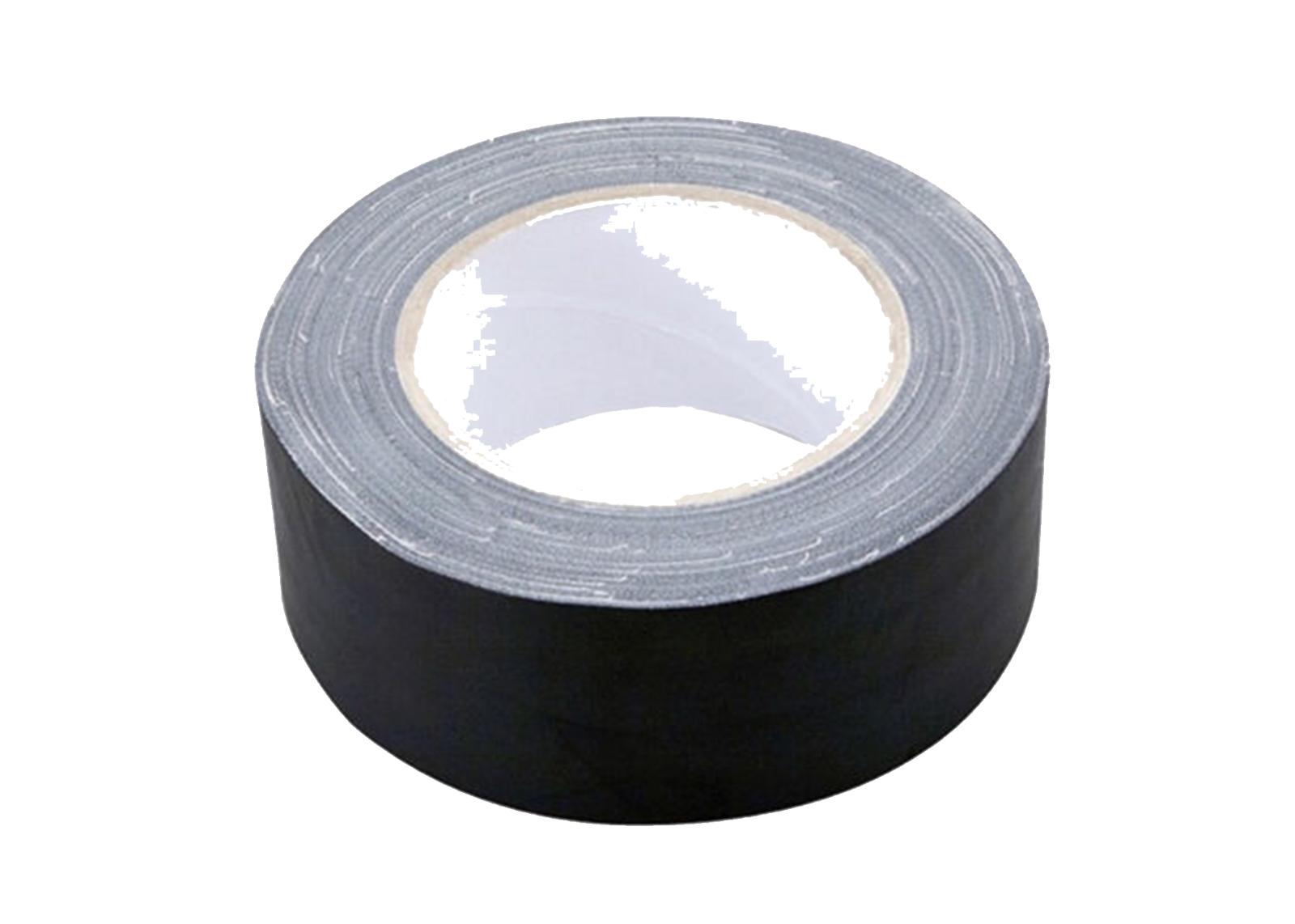 Hosa Technology GFT-526BK Black Gaffer Tape 30 Yards 2in. x 30yd