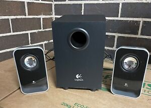 Logitech LS21 Stereo Speakers with Subwoofer