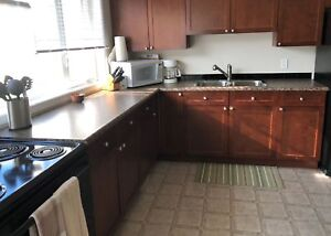 Fully Furnished All Utilities Included - Two bedroom/Wainwright