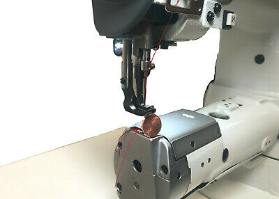 Gl-8342-7 Automatic Cylinder Single Needle Walking Foot Sewing Machine
