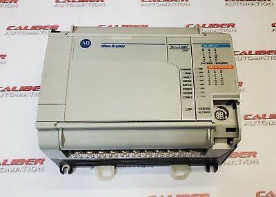 Allen-bradley 1764-lrp Processor 1764-24bwa Micrologix 1500 Controller Base