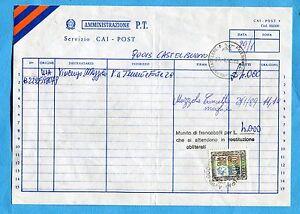 1990-4000-ISOLATO-ann-PALERMO-POSTACELERE-su-MOD-CAI-POST-9-700639
