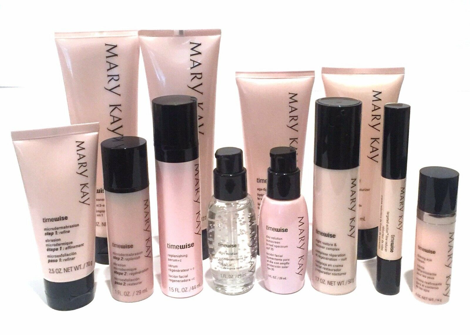Mary kay facial products — pic 3