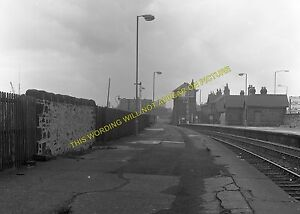 Carville Railway Station Photo. Percy Main - Walker. Newcastle Line