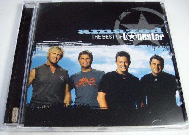 Lonestar - Amazed - Best Of Lone Star - NEW CD & SEALED   Walking in Memphis