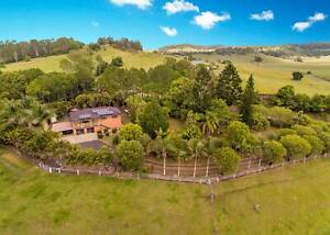 7.7 acres Home and Studio Minutes to Lismore's CBD