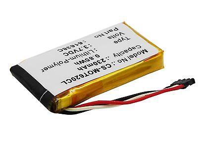UK Battery for MOTOROLA IT6-2 61638C SNN5904A 3.7V RoHS