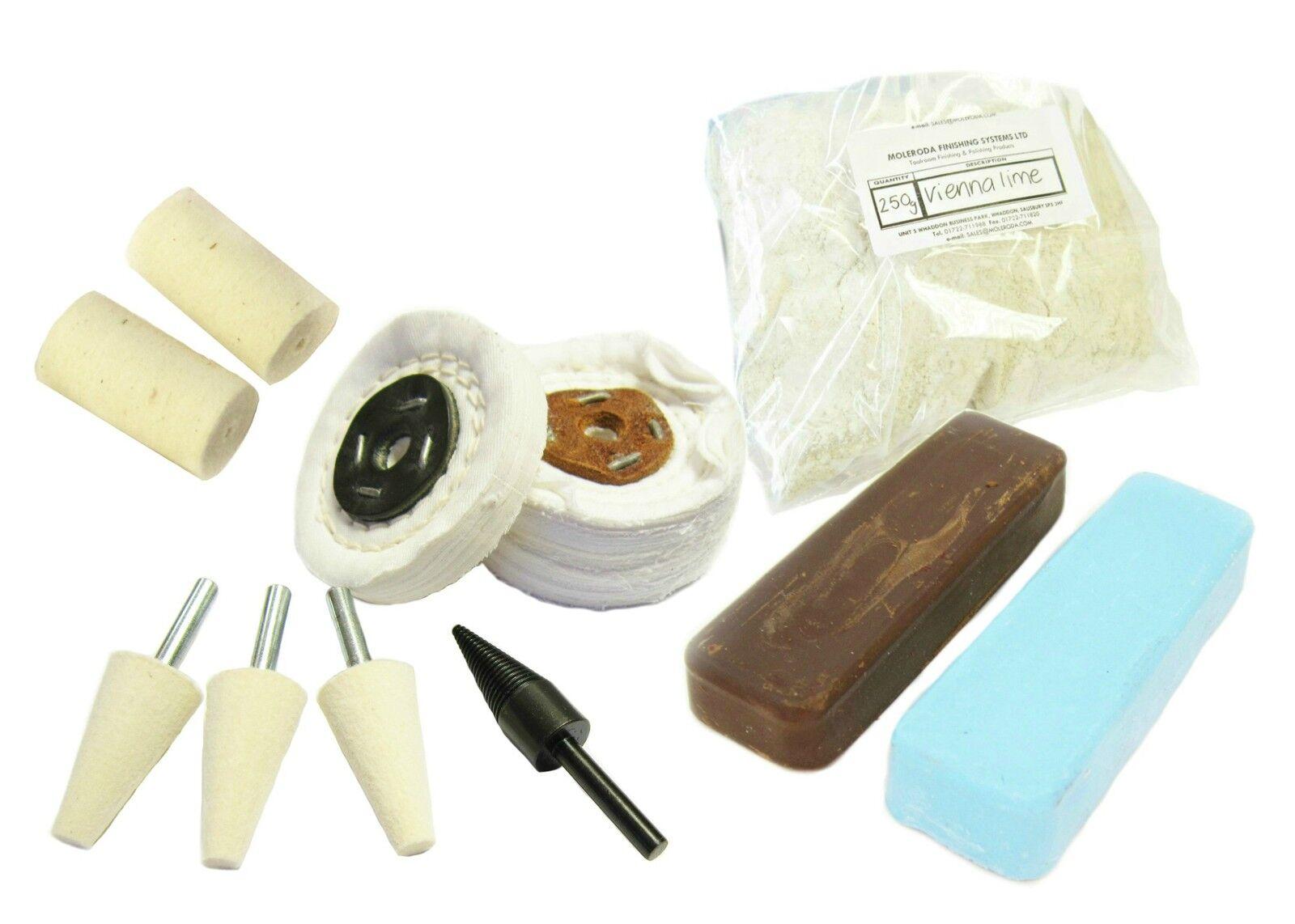 jante en alliage kit polissage 34 garder brillant avec. Black Bedroom Furniture Sets. Home Design Ideas