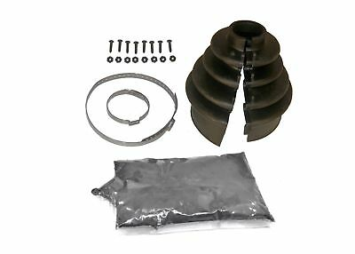 Front Outer Axle Split CV Boot Kit for Cadillac / Chevrolet / GMC / -