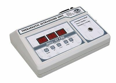 New Digital 1mhz Ultrasound Therapy 07 Fnd Pain Relief Therapy Portable Unit.