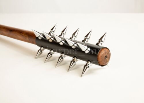 """Deadly Medieval 30"""" Spiked Club 