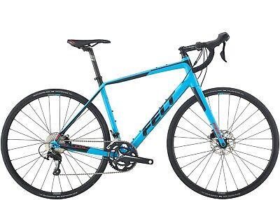 2018 Felt VR30 Aluminum 105 DISC Road Bike 51cm Blue Retail (Felt Road Bikes)