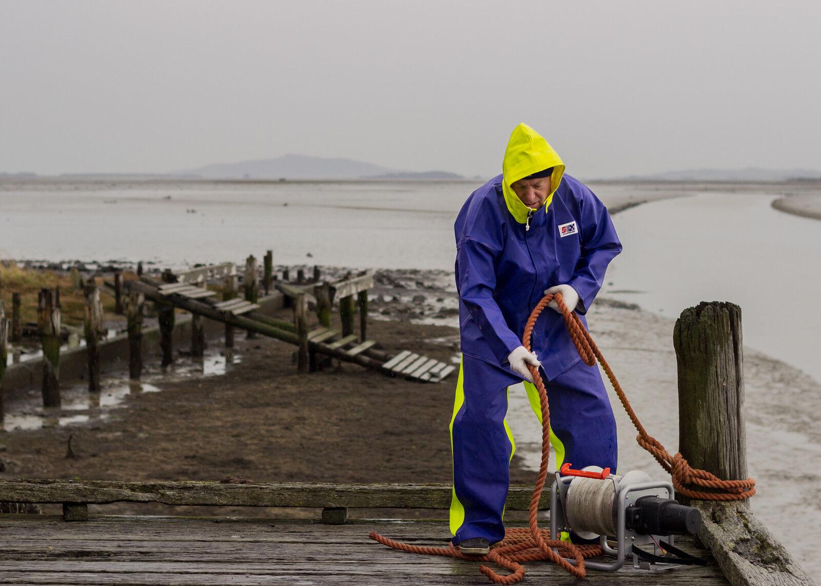 Fishing Oilskins & Wet Weather Gear
